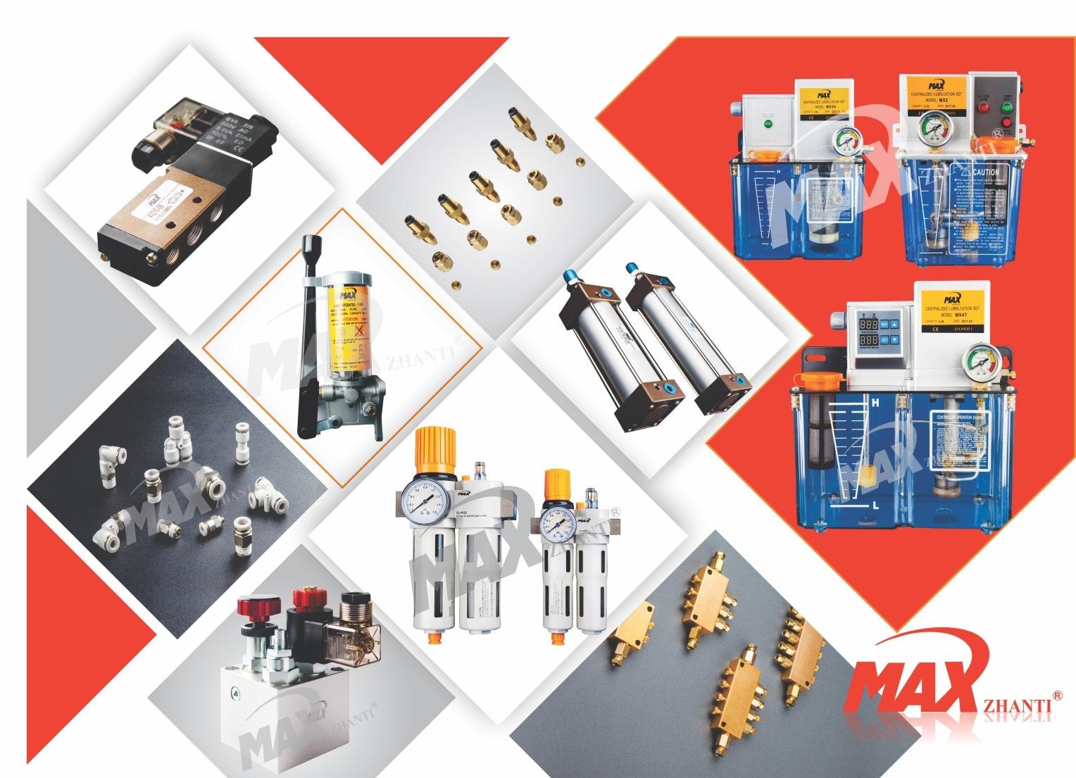 محصولات هیدرولیک